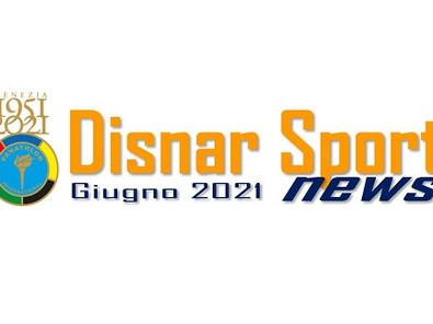 """""""DISNAR SPORT""""- GIUGNO 2021"""