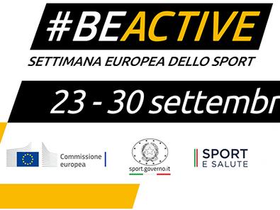#BeActive: anche il Panathlon Club di Venezia per la Settimana Europea dello Sport