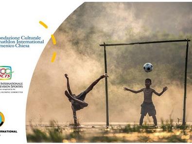 Fondazione Panathlon International Domenico Chiesa COMPETIZIONE INTERNAZIONALE DI ARTE VISIVA