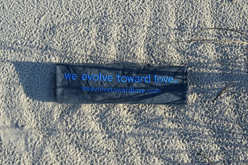 we evolve toward love® assorted t-shirts pick one