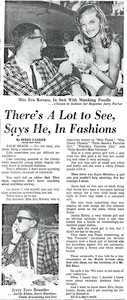 Swimsuit Fashion written up in newsmedia