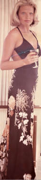 Gown and glass of Vine.jpg