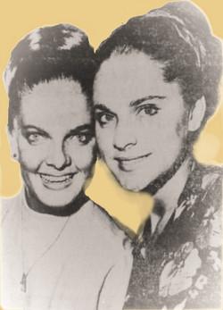 Eva and Judith Kovacs