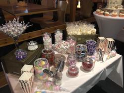 21st Birthday Sweet Table
