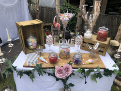 Anniversary Sweet Table