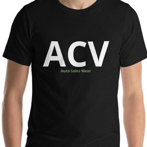 ACV Car Sales Shirt Auto Sales Wear Tshirt