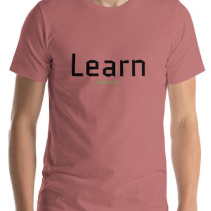 Learn Auto Sales Wear Shirt Car Sales Tshirt