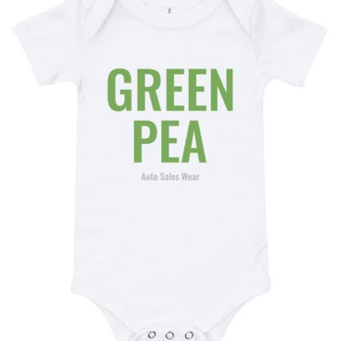 Green Pea Auto Sales Wear Youth Sizes Available