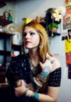 Ashley Moore by Bree Burchfield