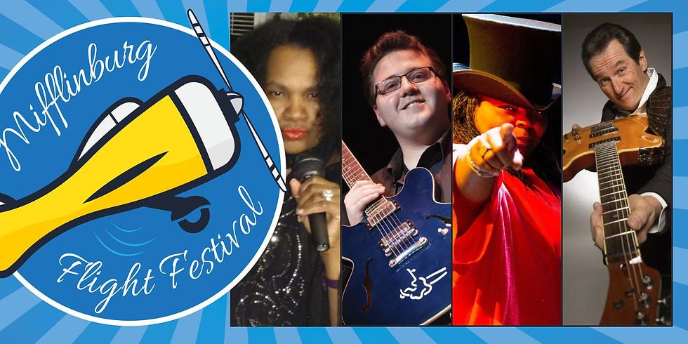 Mifflinburg Spring Flight Festival & Blues Party