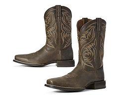 Ariat Sport Herdsman Western Boots_10027