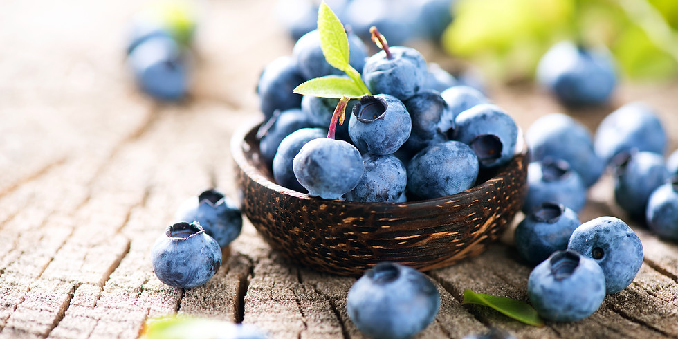 Blueberries & Bluegrass Festival