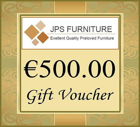 Gift Voucher €500.00