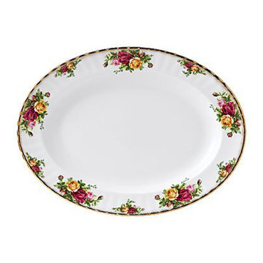 Royal Albert Old Country Roses Oval Platter Medium
