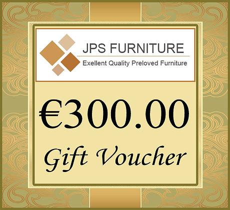 Gift Voucher €300.00