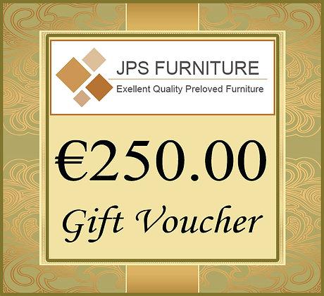 Gift Voucher €250.00