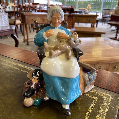 "Royal Doulton ""Nanny"" Figurine"