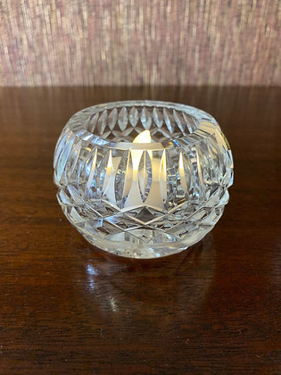 Tyrone Crystal candle Holder