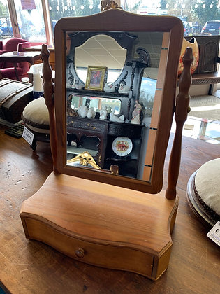 Dressing Table Mirror lower drawer