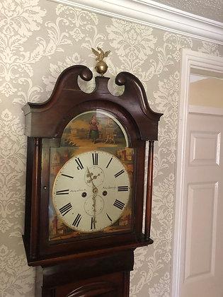 Scottish Grandfather clock - Fernbank, Edinburgh