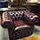 Thumbnail: Oxblood clubman chair - made to order