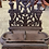 Thumbnail: Ornate cast iron umbrella/walking stick stand