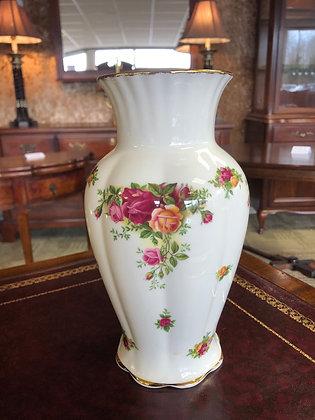"Royal Albert ""Old Country Roses"" Vase"