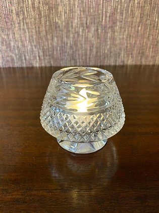 Galway Irish Crystal Candle holder