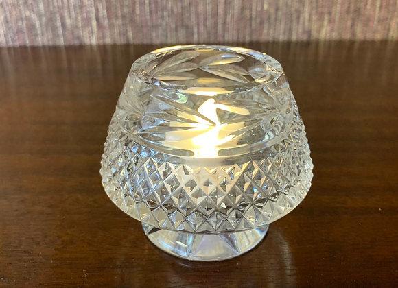 Galway Irish Crystal Candle holder