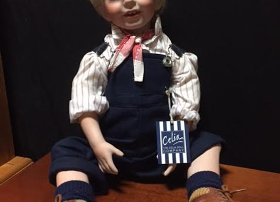 Archie Celia Doll Collection