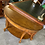 Thumbnail: Walnut inlaid console table