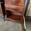 Thumbnail: Mahogany drinks cabinet with lower cupboard and pull out tray