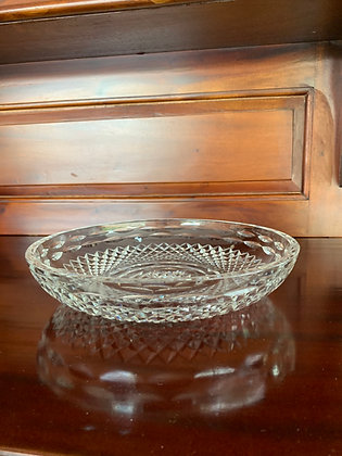 Beautiful Waterford crystal platter