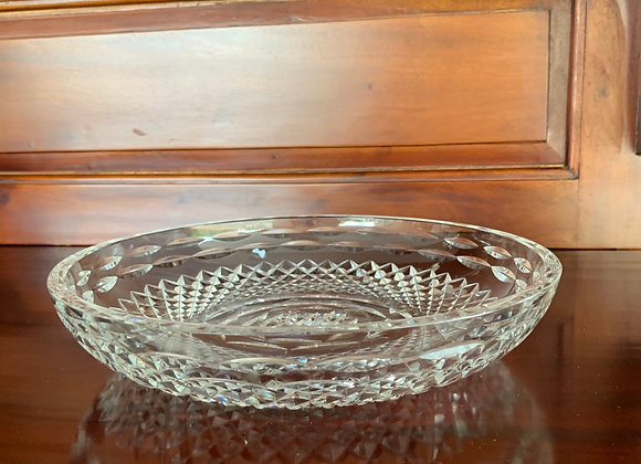 BeautifulWaterford crystal platter