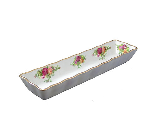 Royal Albert Old Country Roses Mint Tray