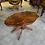 Thumbnail: Italian inlaid coffee table