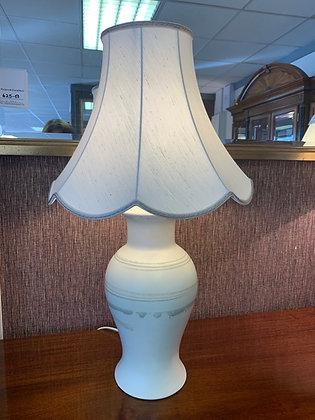 Pattern Lamp and Shade