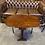 Thumbnail: Mahogany drop leaf table