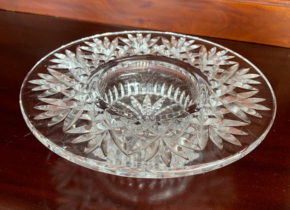 Beautiful Waterford crystal candle holder