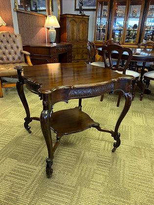 Victorian Mahogany Centre Table