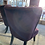 Thumbnail: Purple velvet occasional chairs