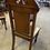 Thumbnail: Solid wood mahogany hall/occasional chairs