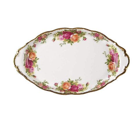 Royal Albert Old Country Roses serving dish tray
