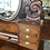 Thumbnail: Victorian Duchess Serpentine Walnut Dressing Table