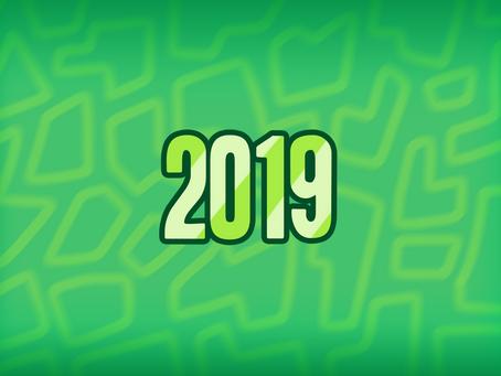 2019 - A RETROSPECTIVE