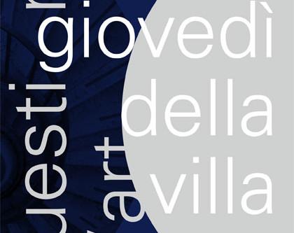 i Giovedì della Villa Medici, Roma, 26/1/2017
