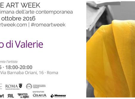 Roma, Open Studio 25/10/2016