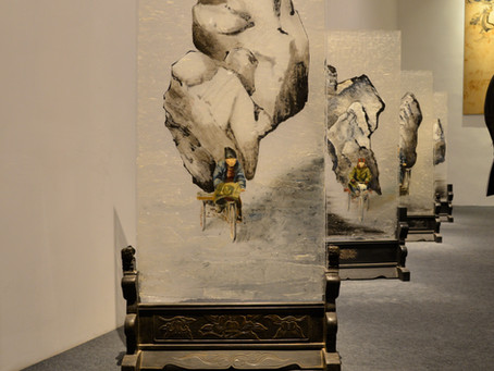 Imagine Sisyphus Happy, Solo Exhibition, Philippe Staib Gallery, SHANGHAI