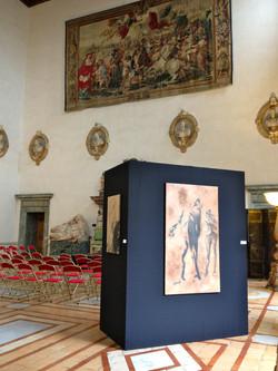 Palais Farnese, Rome, Italie