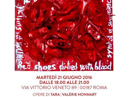 Fondazione Scarpe Rosse, Roma, 21Giugno 2016 alle 18.00